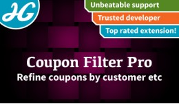 [VQMOD] Coupon Filters Pro 2.X