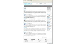 Blog System for OpenCart v1.5.0