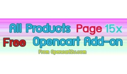 All Products Page For 15x