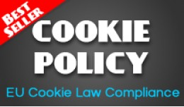 Cookie Policy - Cookie Law Compliance [MultiLang..