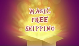 Magic Free Shipping