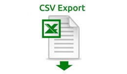 Export customers to CSV