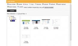 Mass upload images(Batch upload images)
