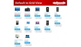 VQMOD - Default Product Listing to Grid View