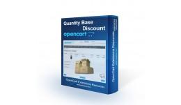 Cart Quantity Discount