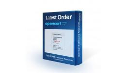 Latest Orders