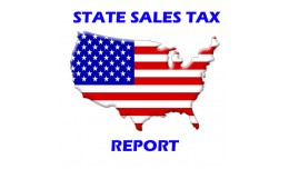State Sales Tax Report V3.0 OpenCart 2.3.X 3.X