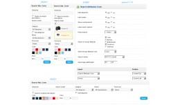 Search Attributes Color