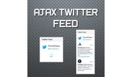 Ajax Twitter Feed