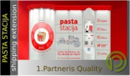 Pasta Stacija - Opencart 2.x & 1.5.x Shippin..