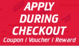 Apply Coupon, Voucher and Reward  during Checkou..