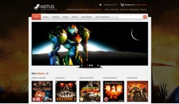NOTUS - Premium 1.5.x OpenCart Theme