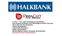 Halkbank Taksitli Sanal Pos