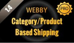 Category / Product Based Shipping Ver 1.5