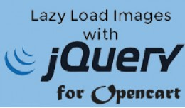 Lazy Load For Opencart
