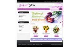 Flower Store OpenCart Temp..