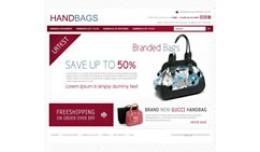 HandBag OpenCart Temp..
