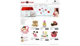 Gift OpenCart Temp..