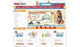 a Baby Shop - Kid Shop - Toy Shop