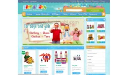 a Baby Shop - Kid Shop - Toy Shop - Petshop