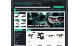 a Gun Shop - Weapons