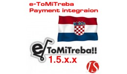 e-ToMiTreba Payment Integration for 1.4.x.x &amp..
