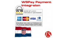 WSPay Payment Integration for 1.4.x.x & 1.5...
