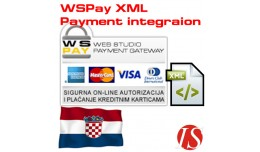 WSPay XML Payment Integration for 1.5.x.x