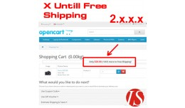 X Untill Free Shipping shipping Integration for ..