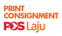Print Consignment - Pos Laju (Domestik)