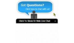 Zoho Sliding Chat - Live Support