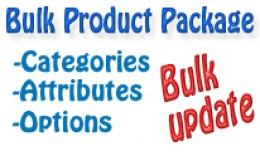 (Vqmod) Bulk Product Package
