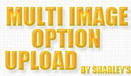 (Vqmod) Multi Image Option Upload
