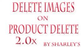 (OcMod) Delete image on product delete 2x
