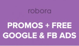 Robora - Express Checkout FREE Remarketing on Go..