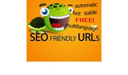 Automatic SEO URL with multilanguage support, al..