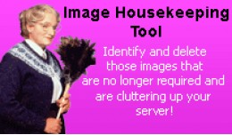 Image Housekeeping Tool For OC1.5.x
