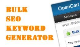 Bulk SEO Keyword Generator