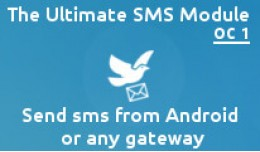✓SMS Notification,Template & Contact–And..