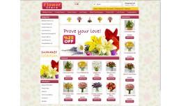 FlowerShop OpenCart 1.5x Template