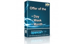 Offer of the Day, Week and Month