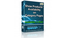Show Products' Availability on Category Pages