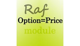 Raf Option = equal Price Module (vqmod)