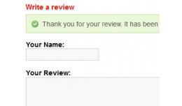Reviews Notification (vQmod)
