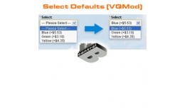 Select Defaults (VQMod)