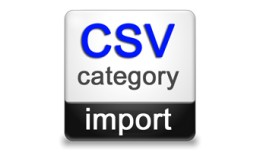 CSV Category Import