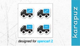 Custom Shipping Methods (for Opencart 2)