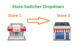 Store switcher