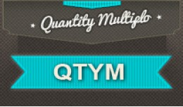QTYM (Quantity Multiplo)