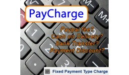 PayCharge Pro (Payment fee/discount)